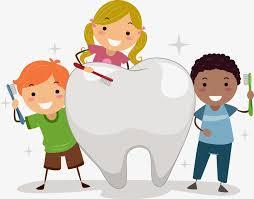 Kids- strong teeth